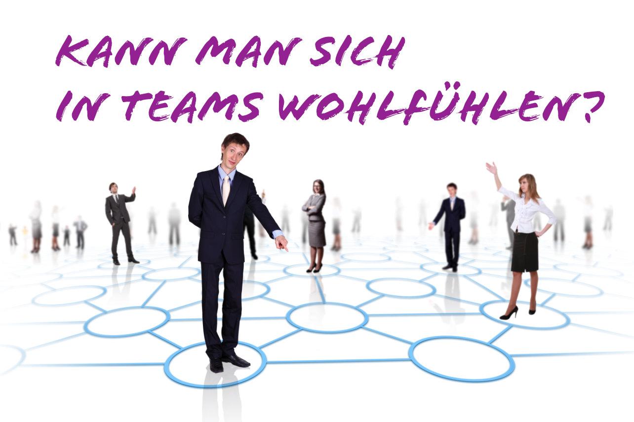 Teil 3 zur Teamdynamik