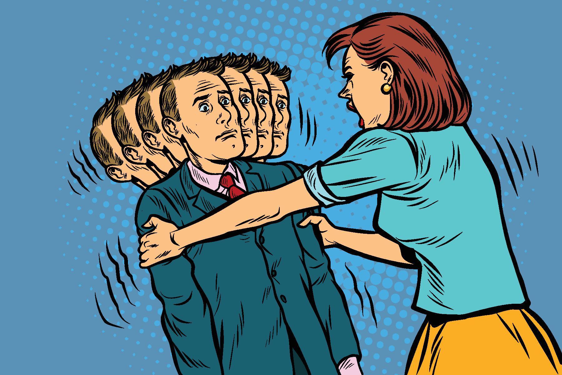 Dauerunglück in Beziehungen (Teil I)